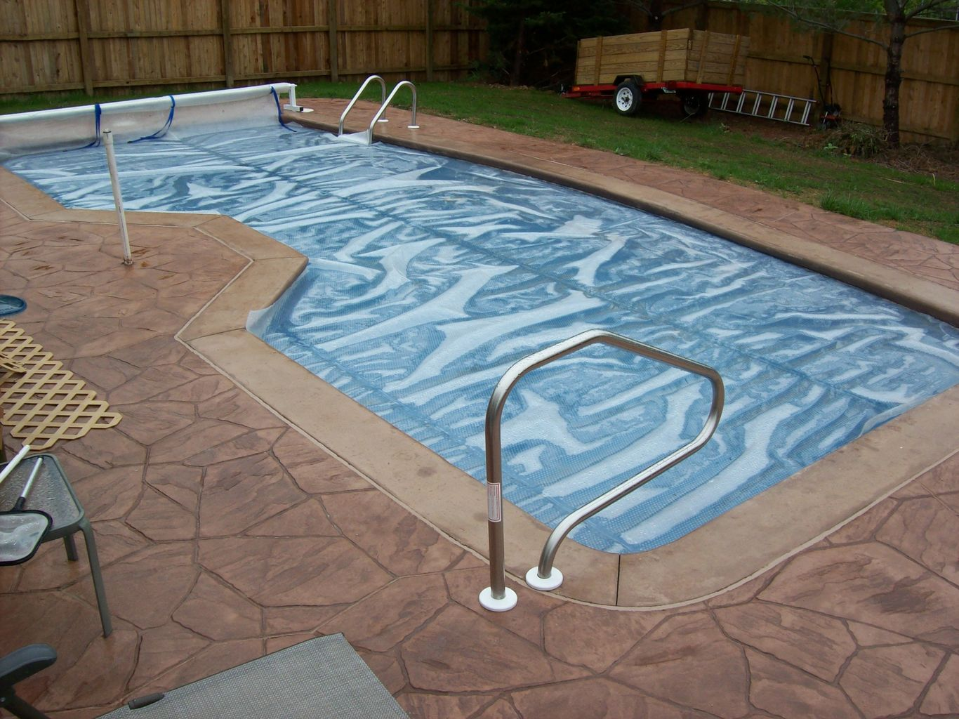 Portfolio lasting impressions quality concrete for Concrete pool