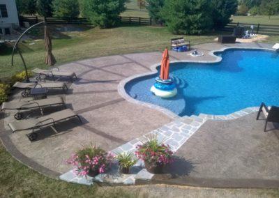 Jumbo Texture Pool Deck